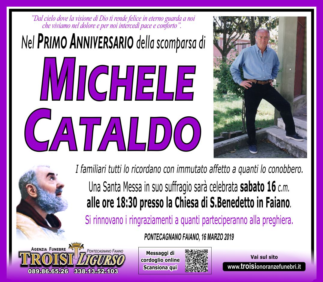MICHELE CATALDO
